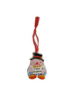 Humpty Dumpty hanging ornament
