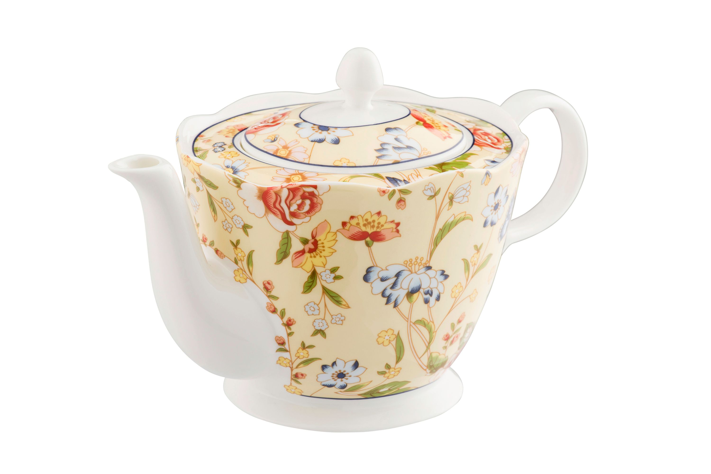 Aynsley Cottage garden teapot