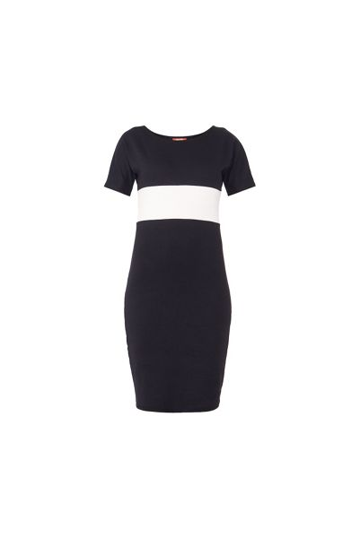 MAIOCCI Collection Classic Block Dress