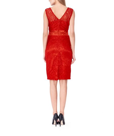 MAIOCCI Collection Lace Evening Dress