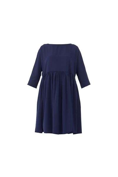 MAIOCCI Collection Slouchy Baby Doll Dress