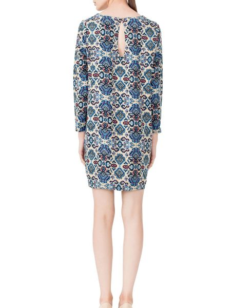 MAIOCCI Collection Tunic dress with long sleeves