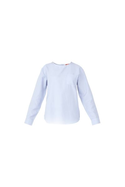 MAIOCCI Collection Casual Pocket Top