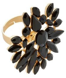 MAIOCCI Collection Marra sleek black handmande ring
