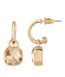 MAIOCCI Collection Gold, champagne earrings