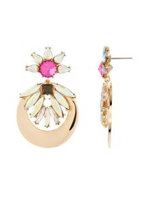 MAIOCCI Collection Gold multicolor earrings
