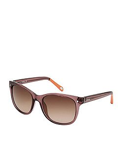 FOS3006S0XL7 Ladies Cat Eyes Sunglasses