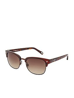 FOS2003S01X7 Mens Rectangle Sunglasses
