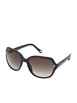 FOS3020S0D28 Ladies Rectangle Sunglasses