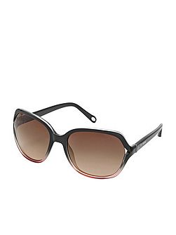 FOS3020S0EX5 Ladies Rectangle Sunglasses
