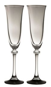 Galway Liberty noir flutes (set of 2)