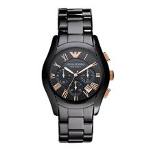 AR1410 Ceramic Black Mens Bracelet Watch