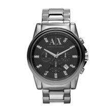 Armani Exchange AX2092 smart stainless steel mens watch