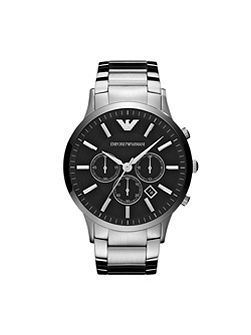AR2460 Classic Silver Mens Bracelet Watch