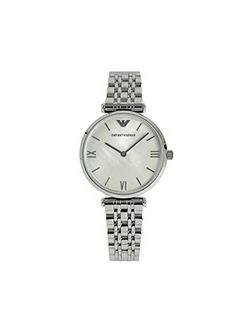 AR1682 Retro Silver Ladies Bracelet Watch