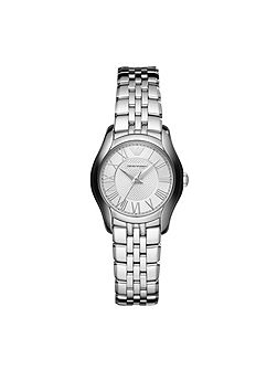 AR1716 Classic Silver Tone Ladies Bracelet Watch
