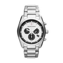 AR6007 Sportivo Silver Mens Bracelet Watch