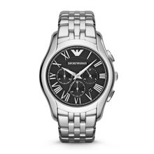 AR1786 Classic Silver Mens Bracelet Watch
