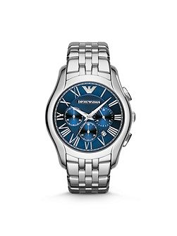 AR1787 Classic Silver Mens Bracelet Watch