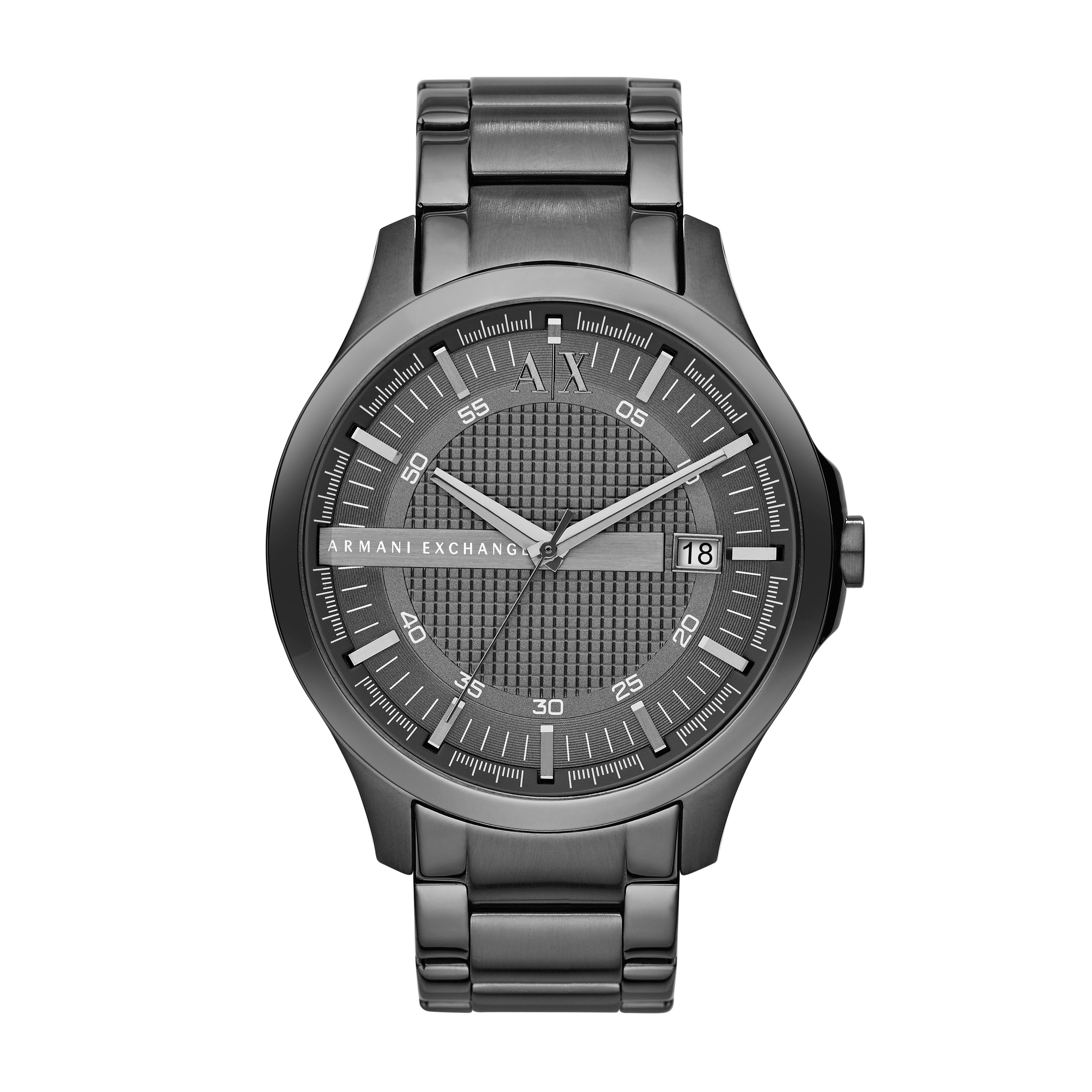 AX2135 SMART Gents Grey Bracelet Watch