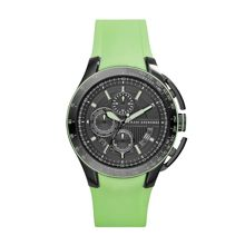 AX1412 Active Gents Silicone Chronograph Watch