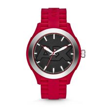 Active Ladies Silicone Strap Watch