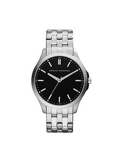 Armani Exchange AX2147 silver mens bracelet watch
