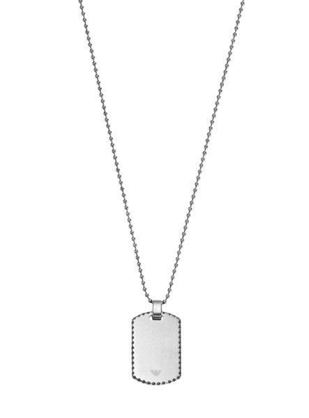 Emporio Armani EGS2074040 mens necklace