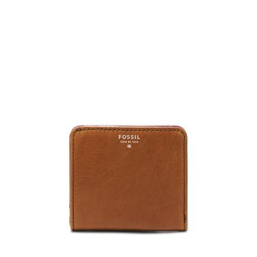 Fossil Sydney Womens Bifold Brown