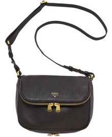 Preston small flap cross body bag