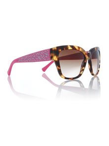 HC8139 butterfly sunglasses