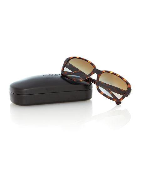 Coach HC8141 square sunglasses