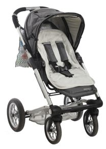 Push chair liner