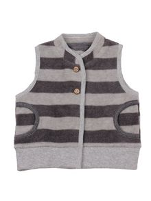 Boys fleece gilet