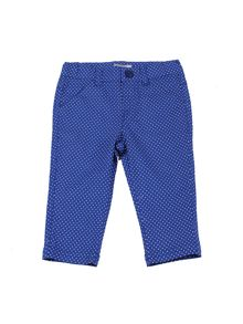Minene Baby girls cotton polkadot trousers