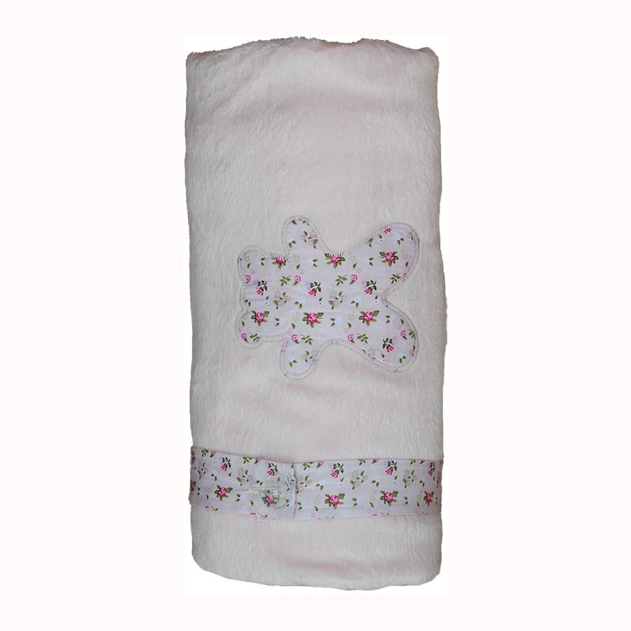 Luxurious fleece blanket