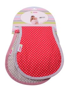 Babies burp cloth