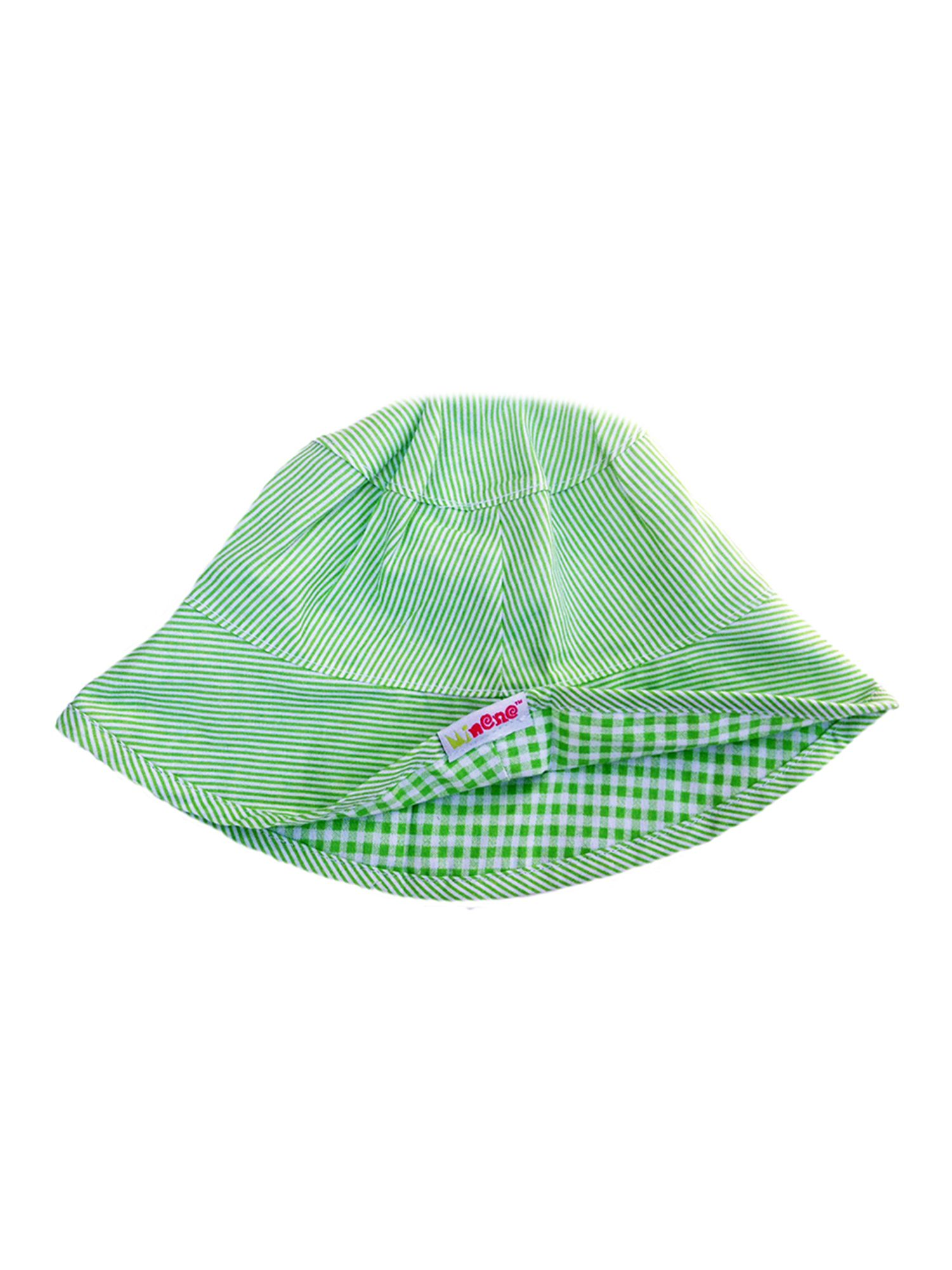 Kids 100% cotton sunhat