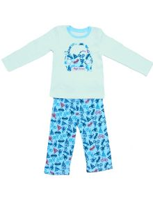 Boy`s night driver pyjamas