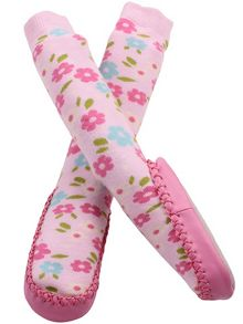 Girl`s slipper socks