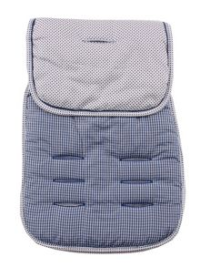 Minene Boys Reversible Cotton Pushchair Liner