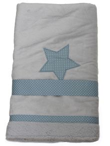 Soft & cuddly fleece blanket
