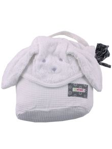 Unisex Extra Large Hooded Towel - Puppy
