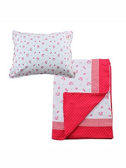 Girls Baby Bedding Bundle