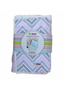 Minene Girls Baby Bedding Bundle