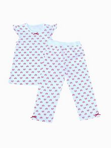 Minene Girls Summer Pyjamas
