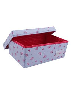 Girls Small Storage Box