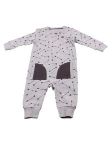 Baby Boys Bodysuit - All in One