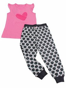 Minene Girls Sweet Dreams Summer pyjamas