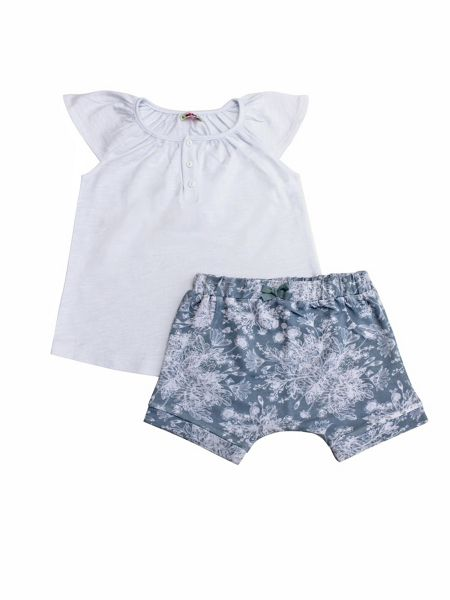 Minene Girls 2 Piece Summer Set